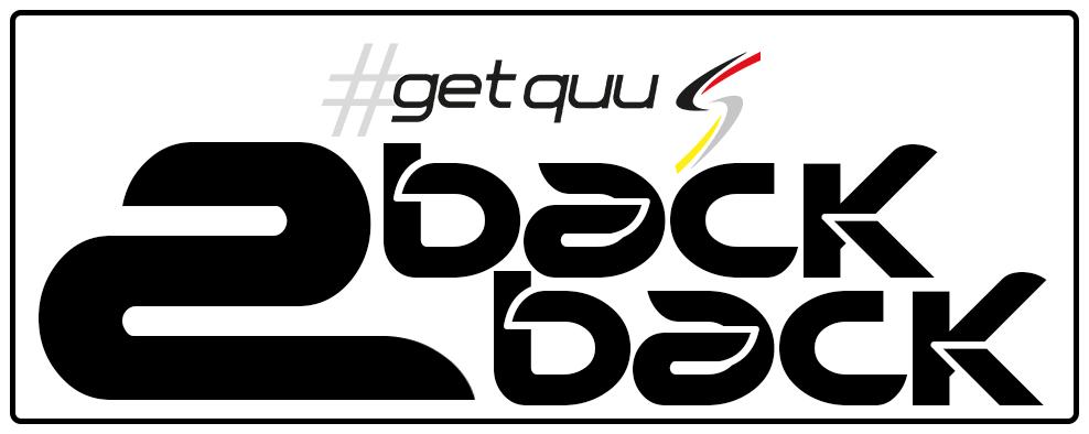 getquu Back2Back   Tag 4