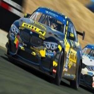 WS Racing eSports Grey