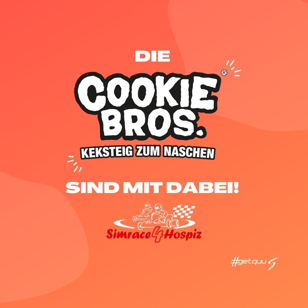 Cookie Bros. beim Simrace4Hospiz