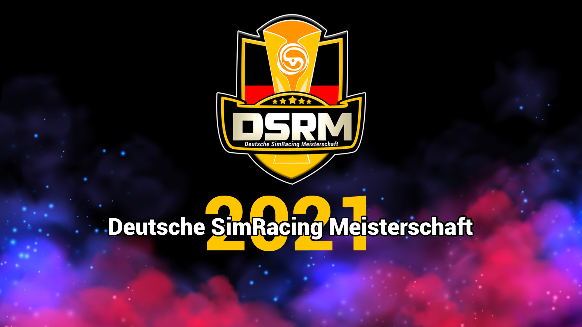 Die Deutsche SimRacing Meisterschaft 2021