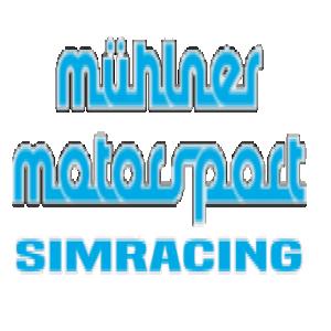 Mühlner Motorsport Simracing Blue
