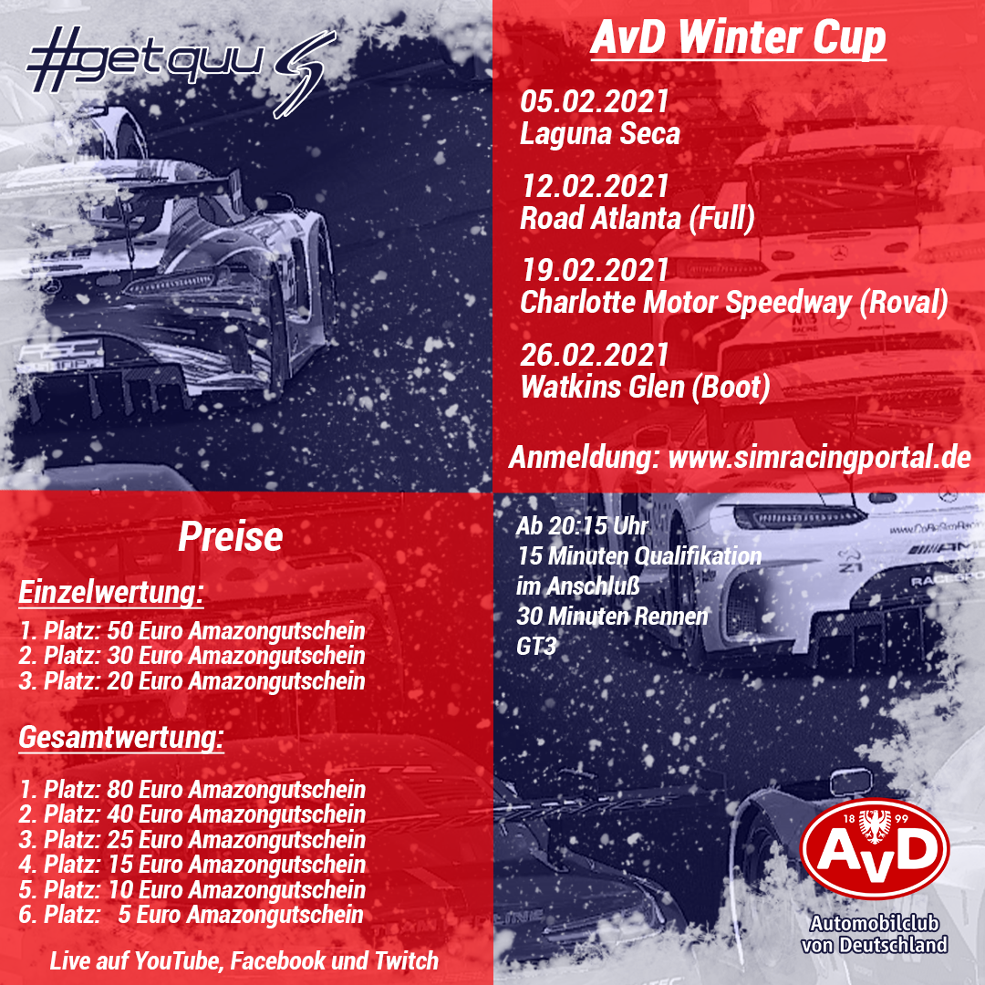 AvD Winter Cup