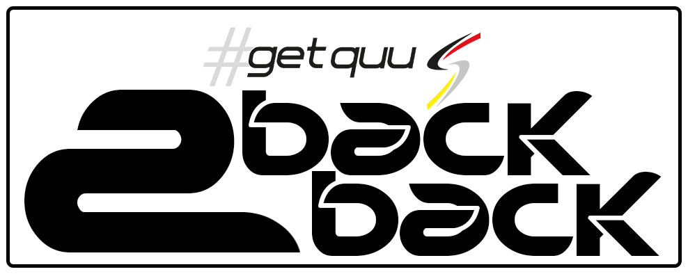 getquu Back2Back   Tag 1 (Ersatztermin)