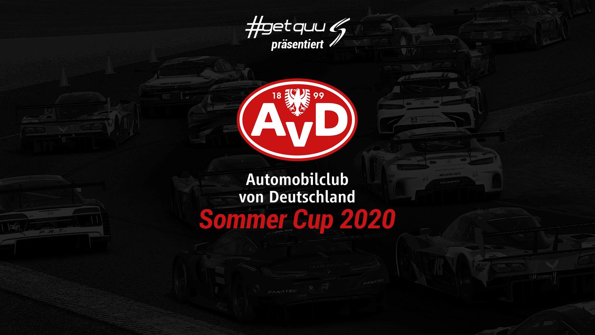 AvD Sommer Cup ein packendes erstes Rennen