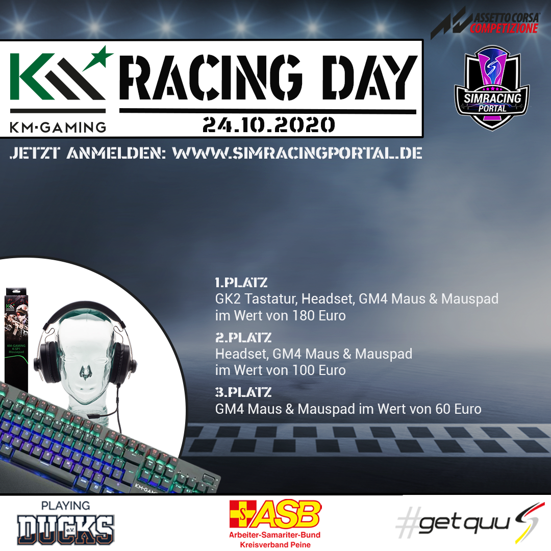 KM Racing Day