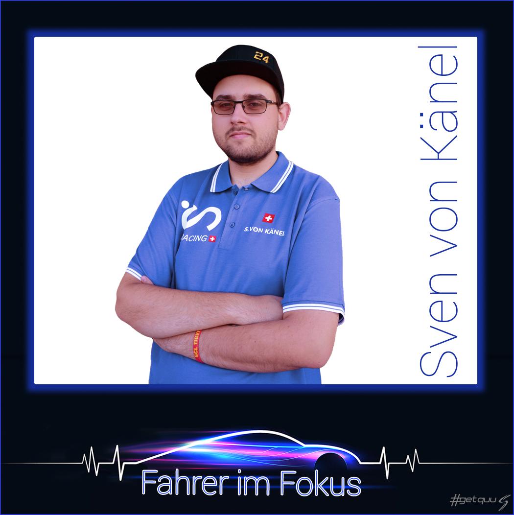 Sven von Känel - Fahrer im Fokus