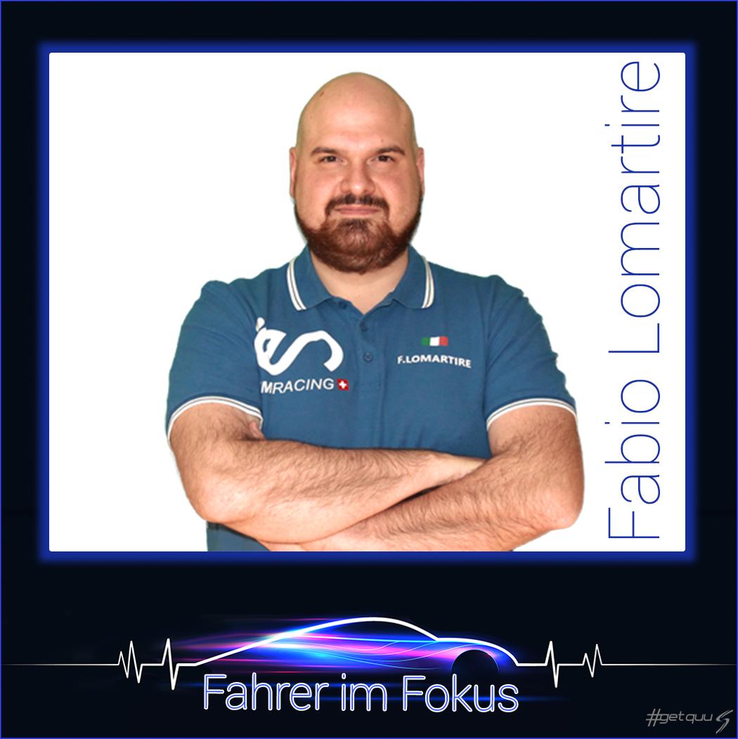 Fabio Lomartire - Fahrer im Fokus