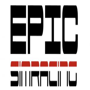 EPIC Simracing Red
