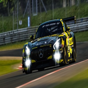 WS Racing eSports Magenta