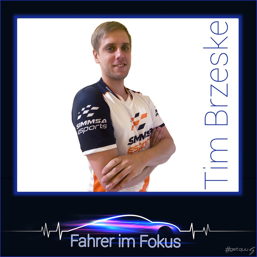 Tim Brzeske - Fahrer im Fokus